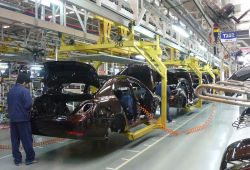 Car industry - FDI CEE countries