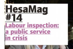 Labour inspection: a public service in crisis