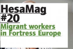 Hesamag #20 - Migrant workers in Fortress Europe