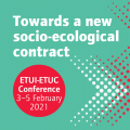 Towards a new  socio-ecological contract