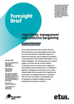 Vignette document Gestion algorithmique et négociation collective